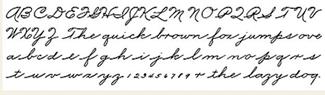 Palmer script-325