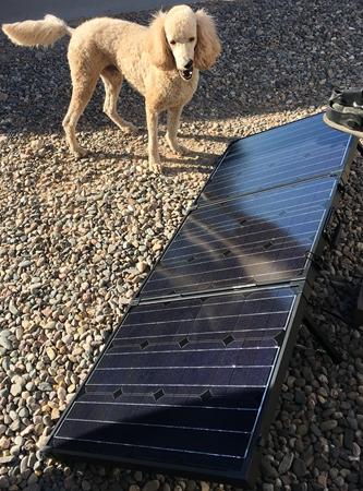 solar panel450