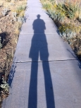 sidewalk selfie400