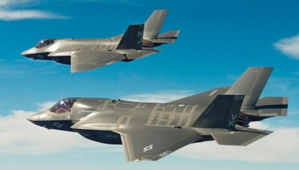 two F-35-425