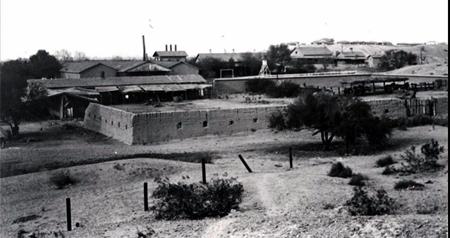 Yuma quartermaster depot450