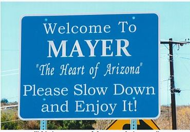 Mayer sign